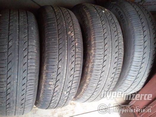 Prodám letní pneu 195/65 R15 91H