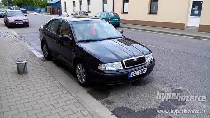 Škoda Octavia i 1.9 tdi L&K