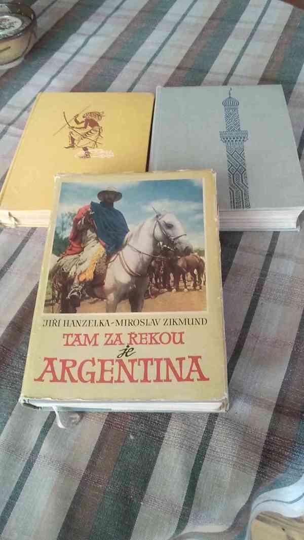 Knihy Hanzelky a Zikmunda