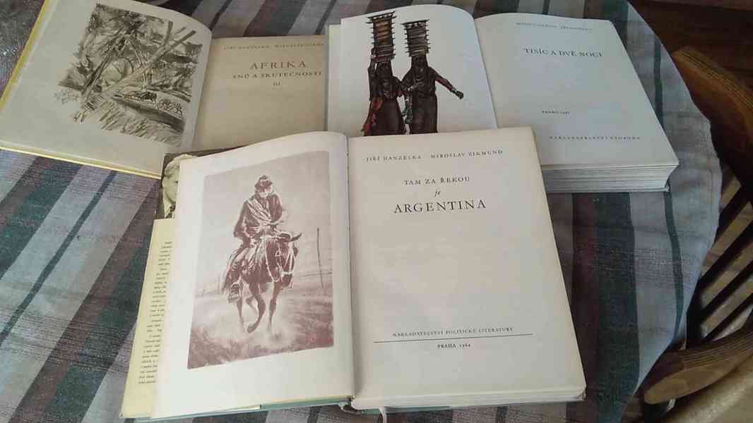 Knihy Hanzelky a Zikmunda - foto 2