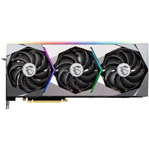 MSI GeForce RTX 3090 SUPRIMX X Graphics Card - foto 2