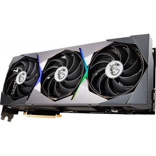 MSI GeForce RTX 3090 SUPRIMX X Graphics Card - foto 3