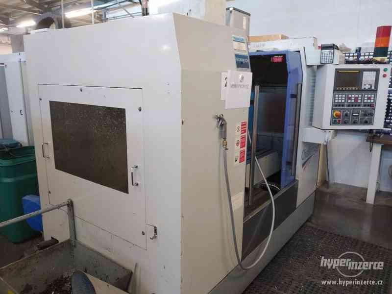 CNC Microcut 800 frezka frézka frezku frézku