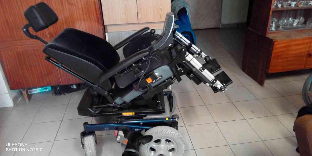 Elektricky invalidní vozík Puma Yes