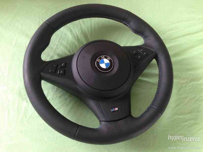 BMW M-paket volant - foto 1