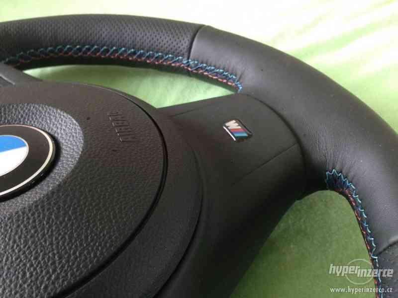 BMW M-paket volant - foto 2