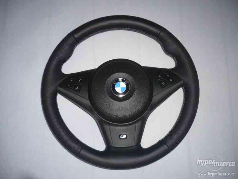 BMW M-paket volant - foto 3