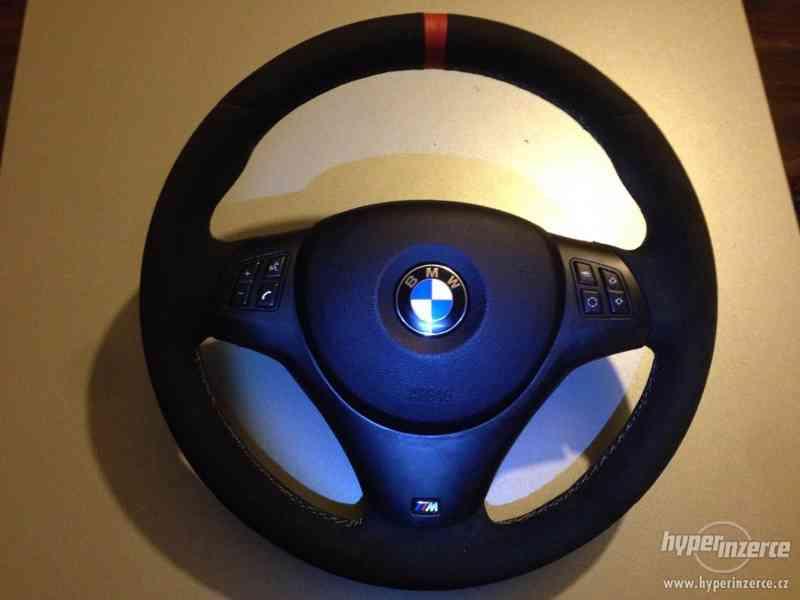 BMW M-paket volant - foto 4