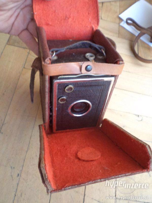 Historický Fotoaparát Eho, Drážďany