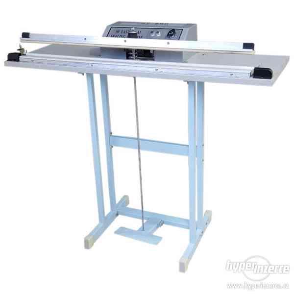 Svářečky folií hliníková, svar 800x2 mm, SF 800