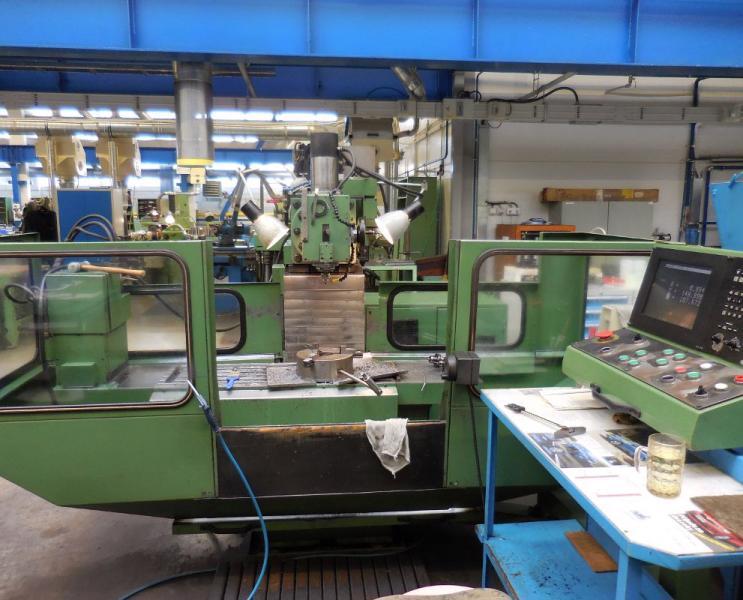 Frézka konzolová FGSQ 32 CNC B