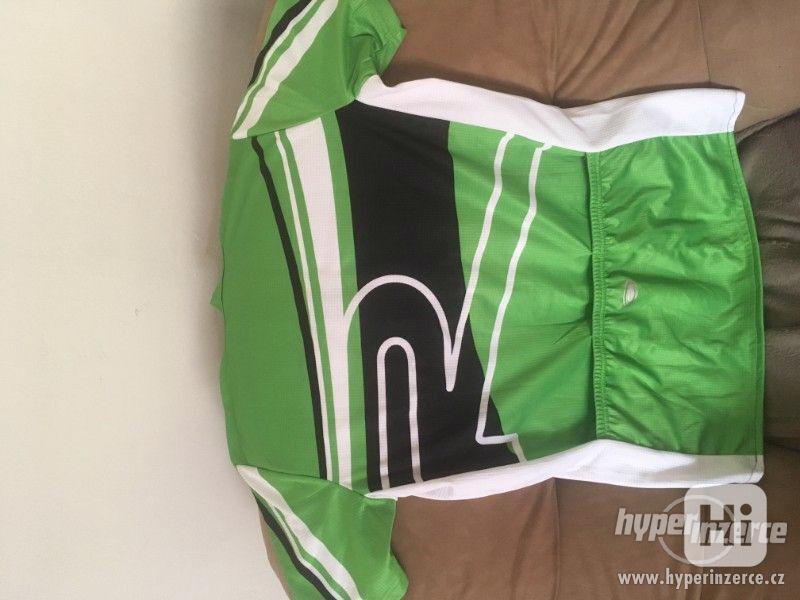 Prodám cyklistický dres Shamp vel. M. - foto 2