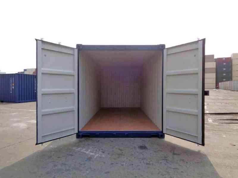 Prodej kontejneru ve velmi dobrém stavu