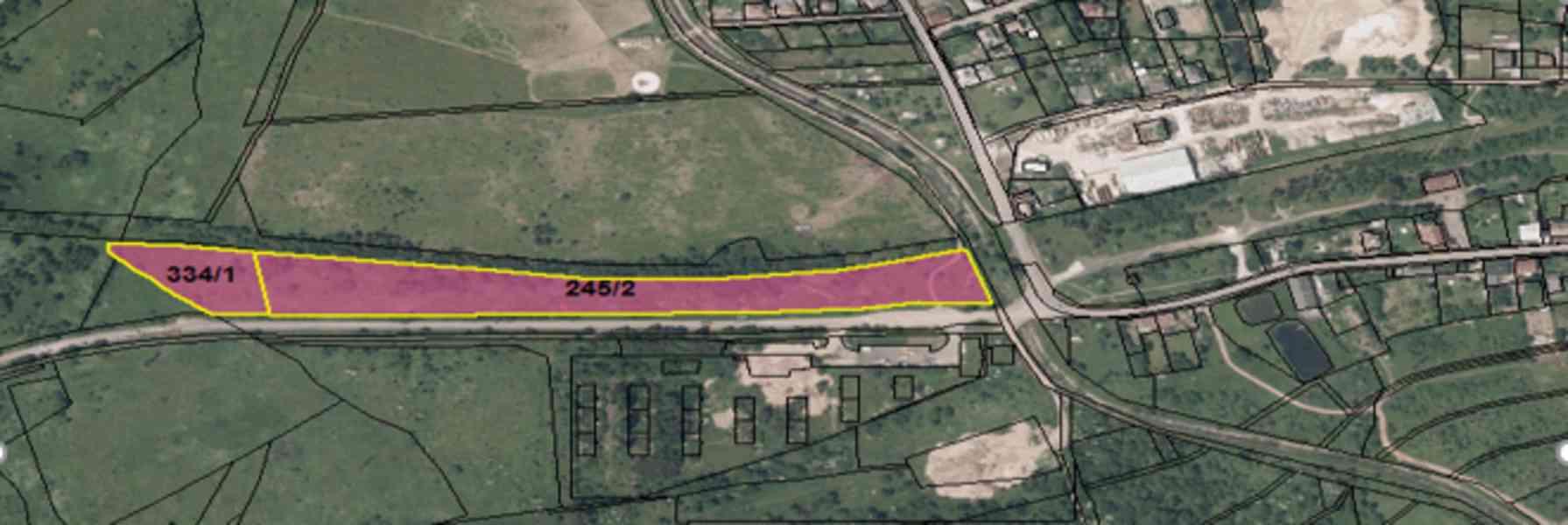 Pronájem pozemků ve vlastnictví spol. ORLEN Unipetrol RPA - foto 2