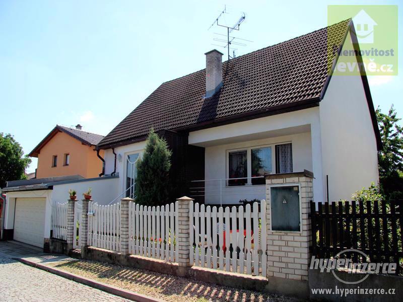 Prodej rodinného domu, obec Černovice, okr. Pelhřimov - foto 1