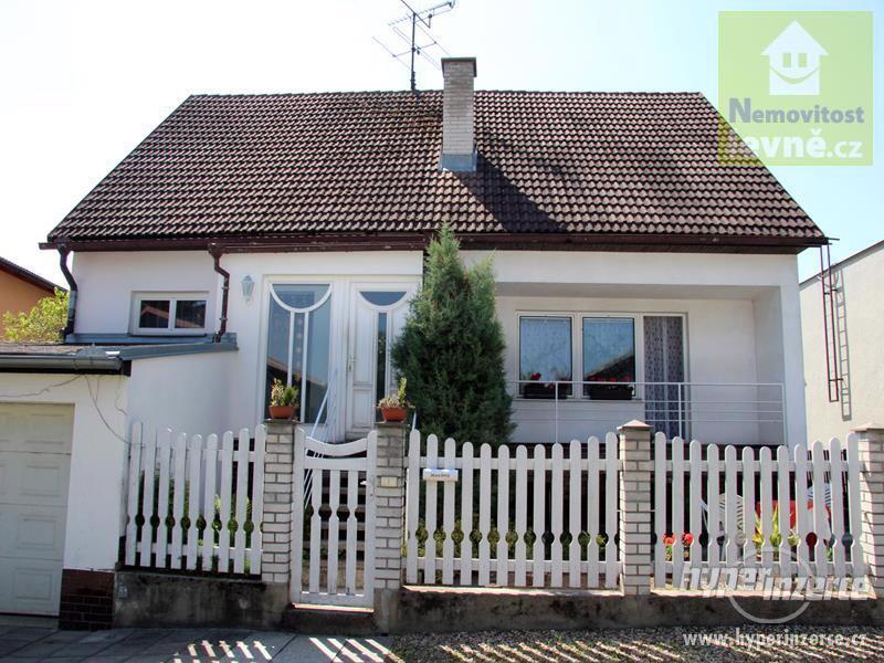 Prodej rodinného domu, obec Černovice, okr. Pelhřimov - foto 2