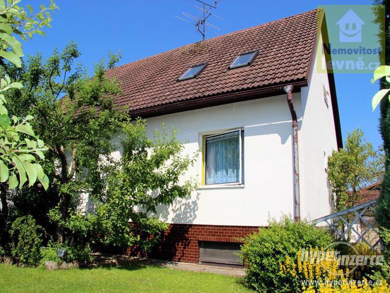 Prodej rodinného domu, obec Černovice, okr. Pelhřimov - foto 20