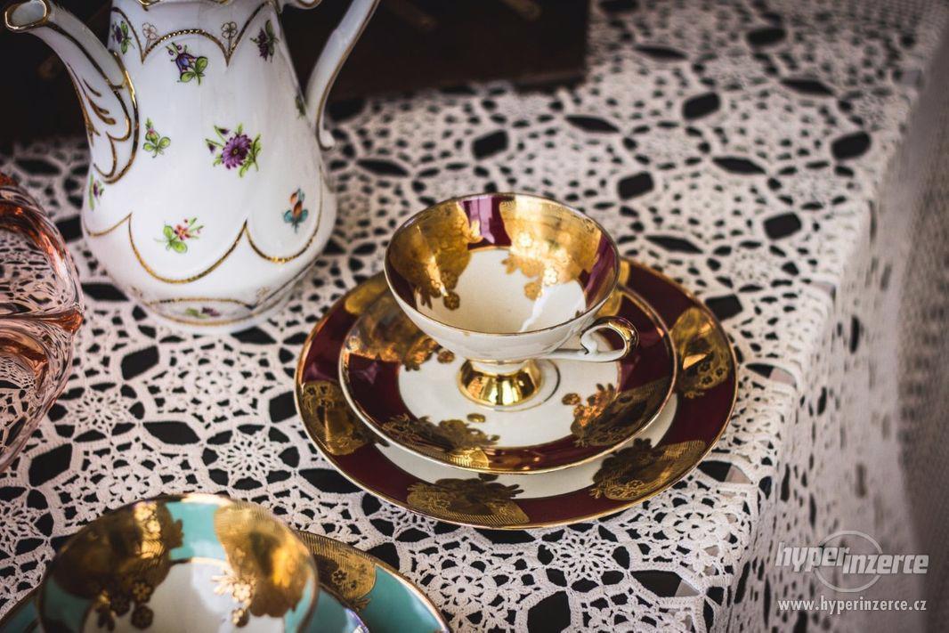 Koupím starožitný porcelán - foto 1