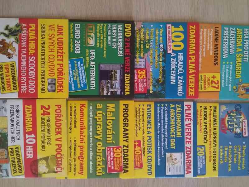 CD na PC- hry, aplikace atd. - foto 1
