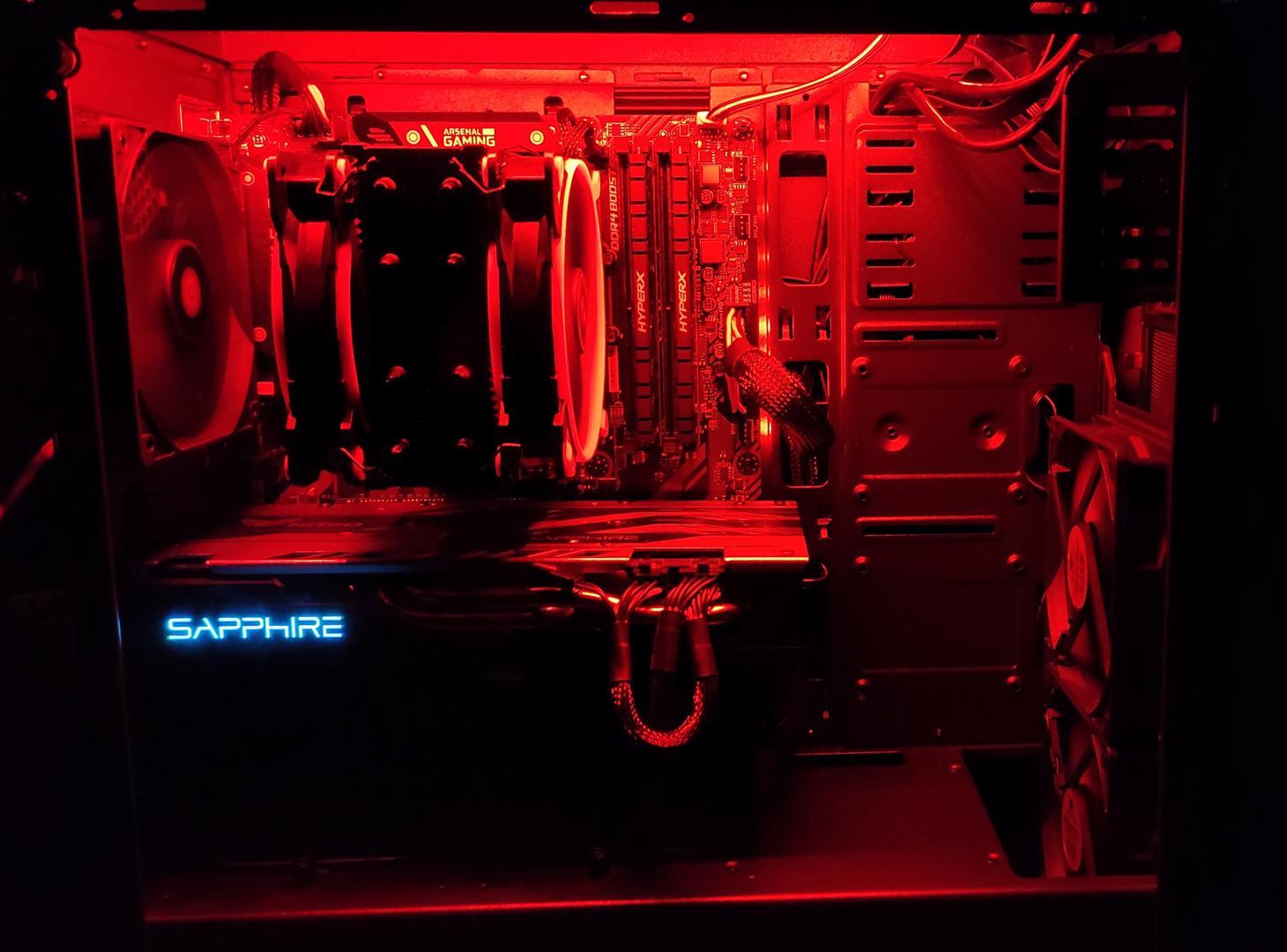 Kompletní herní počítač - foto 1