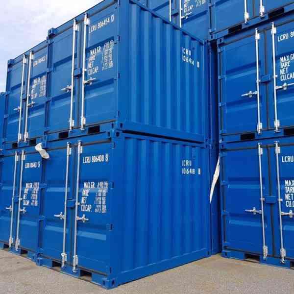 kontejner je na prodej