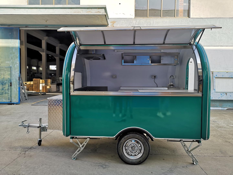 ERZODA Prodejní stánek , Food Truck , Gastro Trailers 2.8M - foto 1