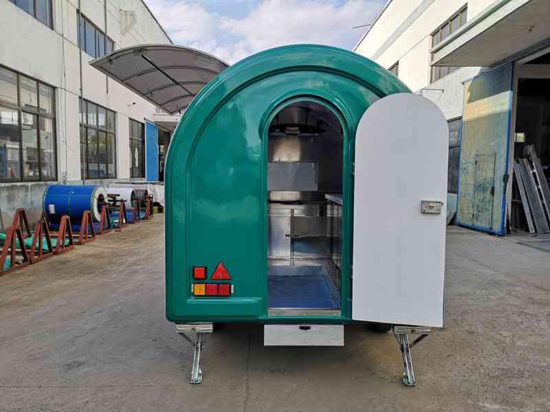 ERZODA Prodejní stánek , Food Truck , Gastro Trailers 2.8M - foto 7