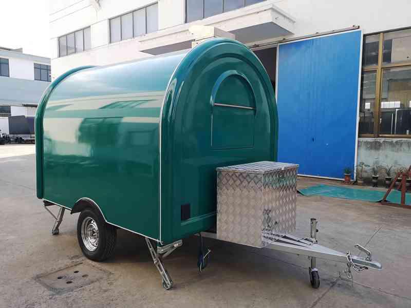ERZODA Prodejní stánek , Food Truck , Gastro Trailers 2.8M - foto 5