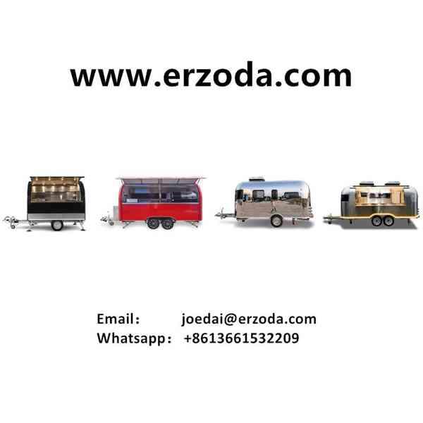 ERZODA Prodejní stánek , Food Truck , Gastro Trailers 2.8M - foto 9