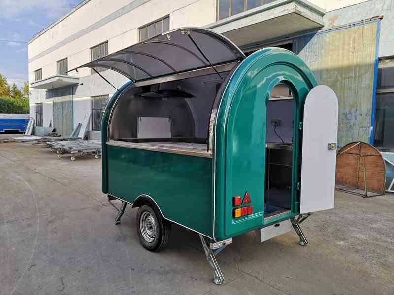 ERZODA Prodejní stánek , Food Truck , Gastro Trailers 2.8M - foto 8