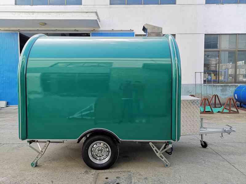 ERZODA Prodejní stánek , Food Truck , Gastro Trailers 2.8M - foto 6