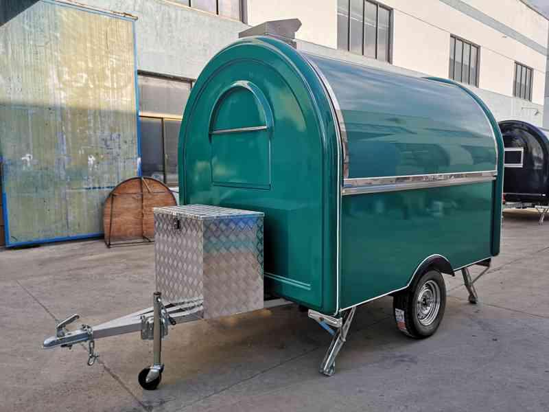 ERZODA Prodejní stánek , Food Truck , Gastro Trailers 2.8M - foto 3