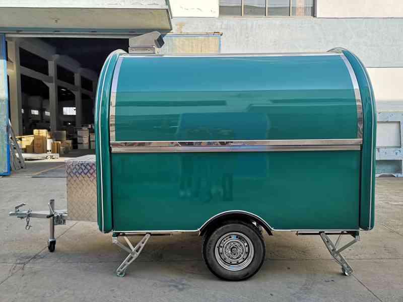 ERZODA Prodejní stánek , Food Truck , Gastro Trailers 2.8M - foto 2