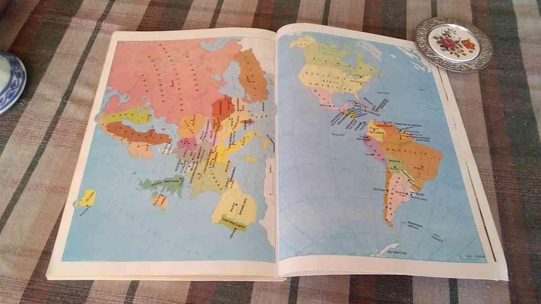 Atlas světa - nová doba - foto 3