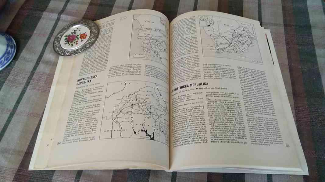 Atlas světa - nová doba - foto 6
