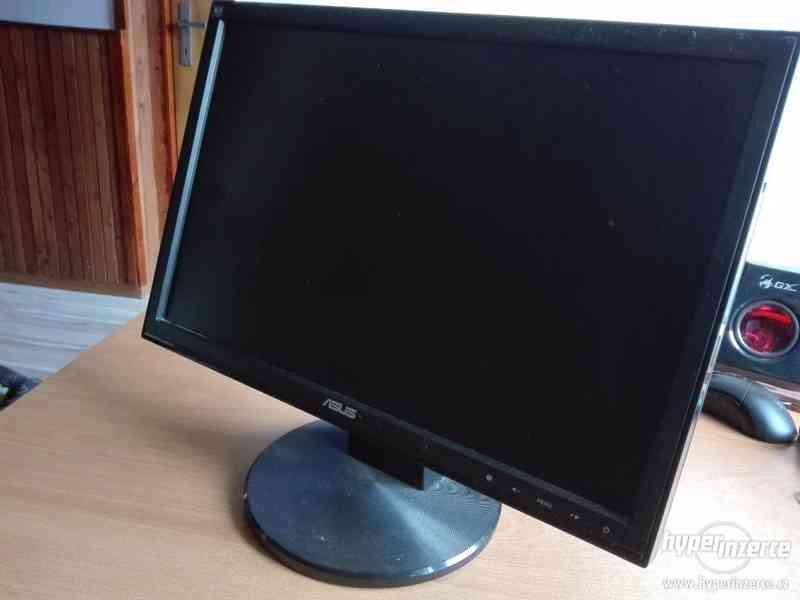 """Prodám LCD monitor 19"""" ASUS VW193D-B"""