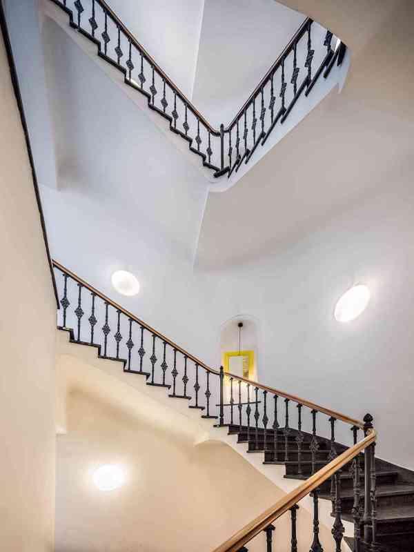 Nájem moderních kanceláří 141 m2, 2. patro, Praha 1 Centrum - foto 2