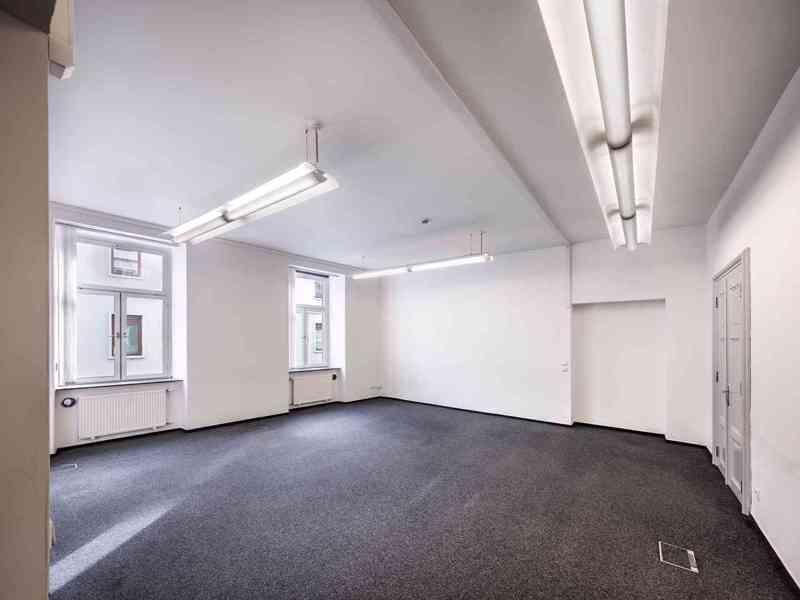 Nájem moderních kanceláří 141 m2, 2. patro, Praha 1 Centrum - foto 1