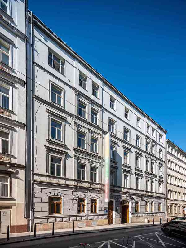 Nájem moderních kanceláří 141 m2, 2. patro, Praha 1 Centrum - foto 6
