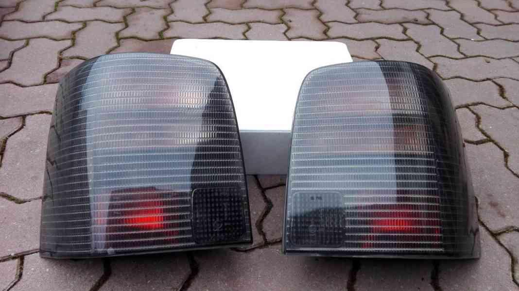 VW Passat B5 Variant - kouřová světla.