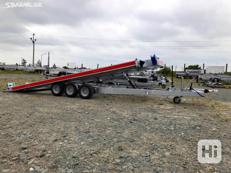 CAR 8021 S - 8000x2160 - přepravník automobilů - foto 1