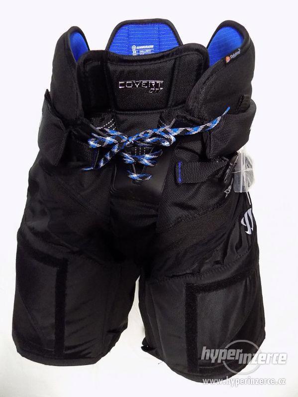 NOVÉ profi kalhoty Warrior Covert DT1 - černé (senior S)