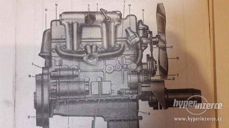 Dieselmotor - foto 1