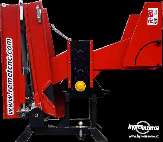 Špalíkovač R-120 STANDARD nože 6 + pás 2,3 m - foto 2