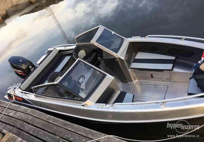 Prodám laminátový motorový člun UMS Tuna 600 PL