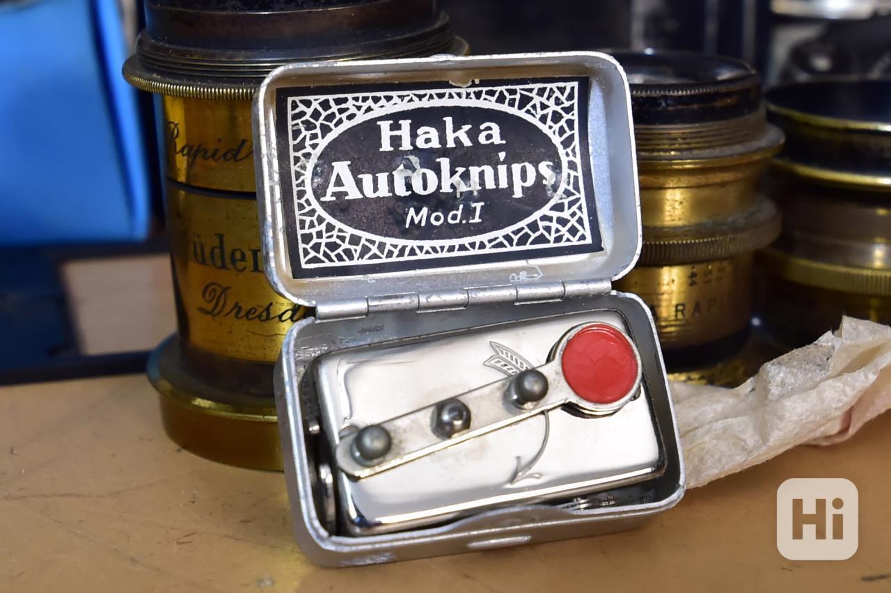 Haka Autoknips Mod. 1 - automatická spoušť fotoaparátu - foto 1