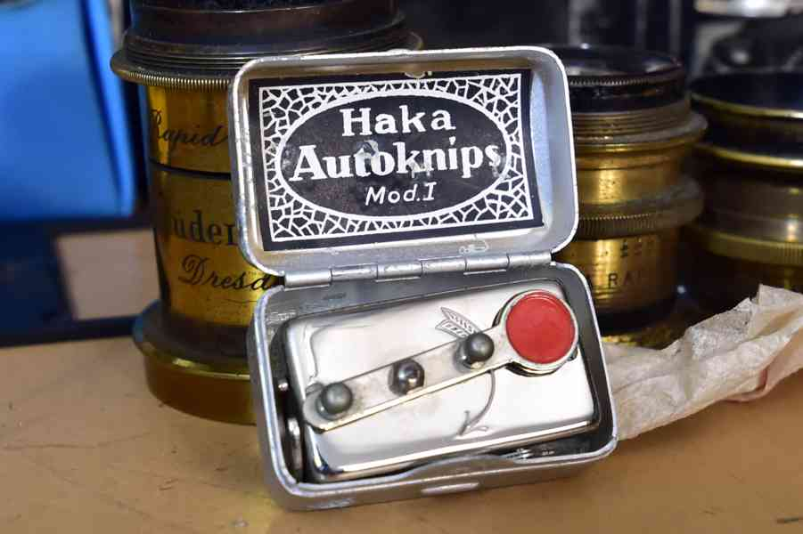 Haka Autoknips Mod. 1 - automatická spoušť fotoaparátu