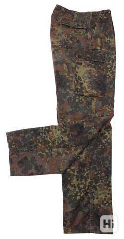 BW kalhoty orig. , flectarn (použité zboží) - foto 1