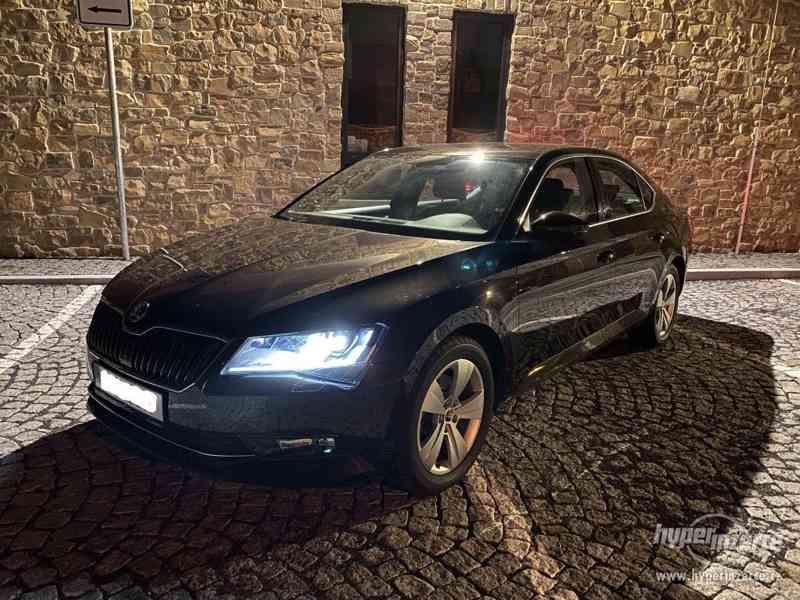 Pronájem Škoda Superb Automat UBER, BOLT, Akční cena!! - foto 1