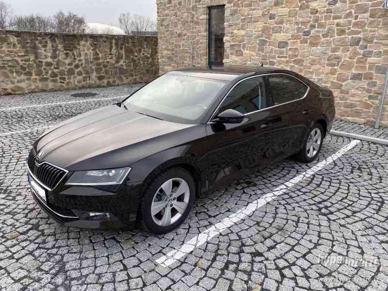 Pronájem Škoda Superb Automat UBER, BOLT, Akční cena!! - foto 4